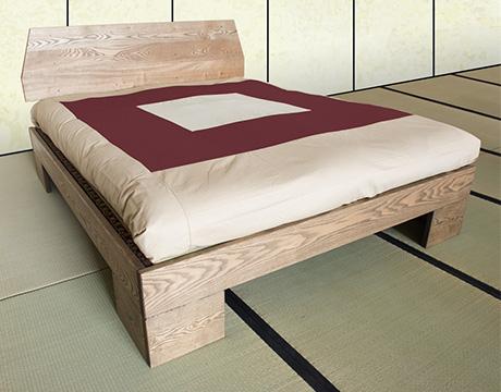 Letti in legno - Vivere Zen