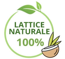 Materassi in Lattice Naturale 100% + Cocco