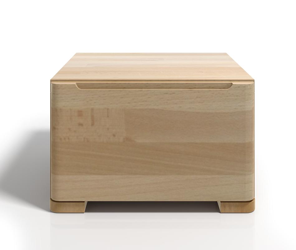 Comodino in legno Sparta in Faggio - Vivere Zen