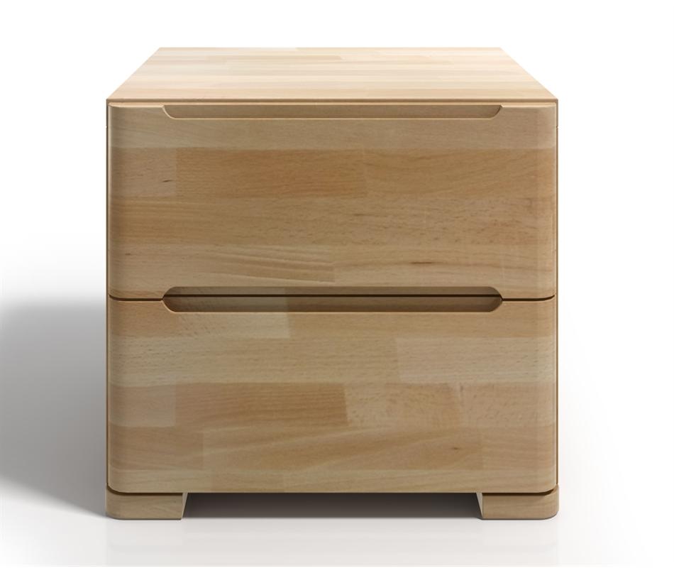 Comodino in legno Sparta Maxi in Faggio - Vivere Zen