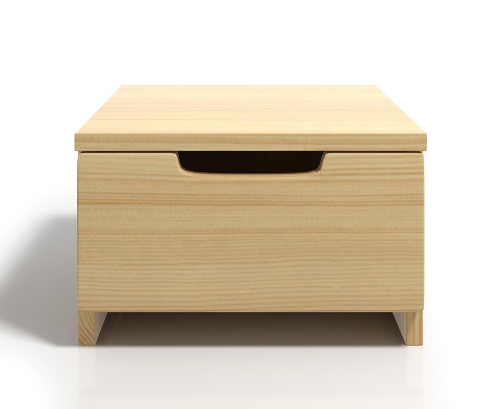 Comodino in legno Spectrum in Pino - Vivere Zen