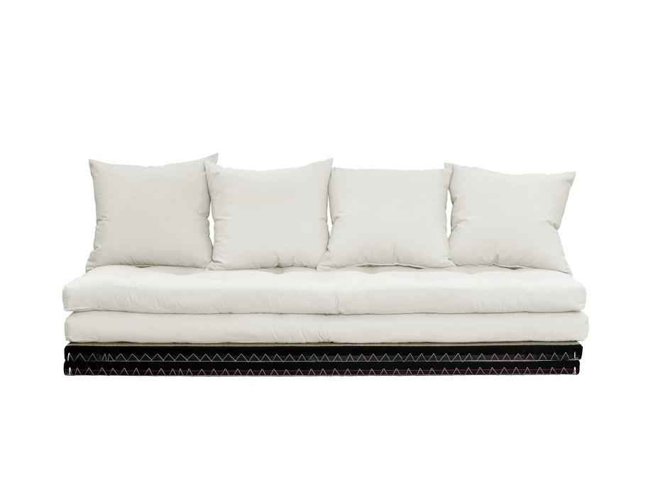 Letto Futon Matrimoniale : Divano letto futon kanto double vivere zen