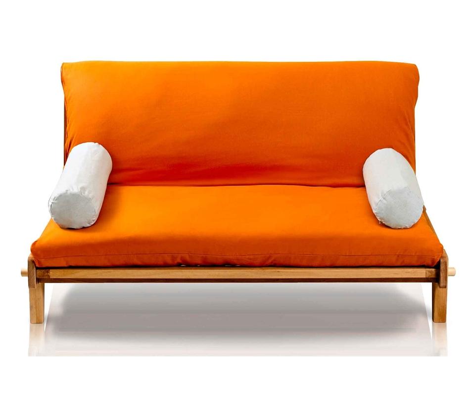 Divano letto futon yasumi vivere zen for Divano letto futon