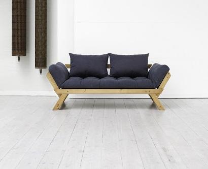 Divano letto futon bebop zen vivere zen for Divano letto futon