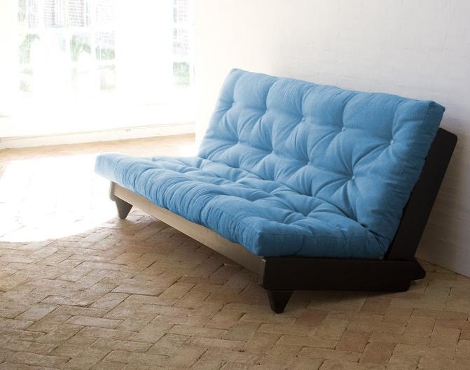 Divano letto futon fresh zen vivere zen - Divani letto angolari economici ...