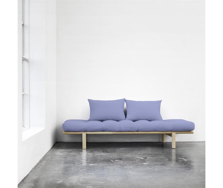 Divano letto futon pace zen vivere zen for Divano letto futon