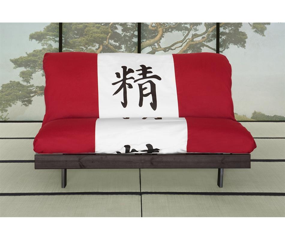 Divano letto futon roshi vivere zen - Futon divano letto ...