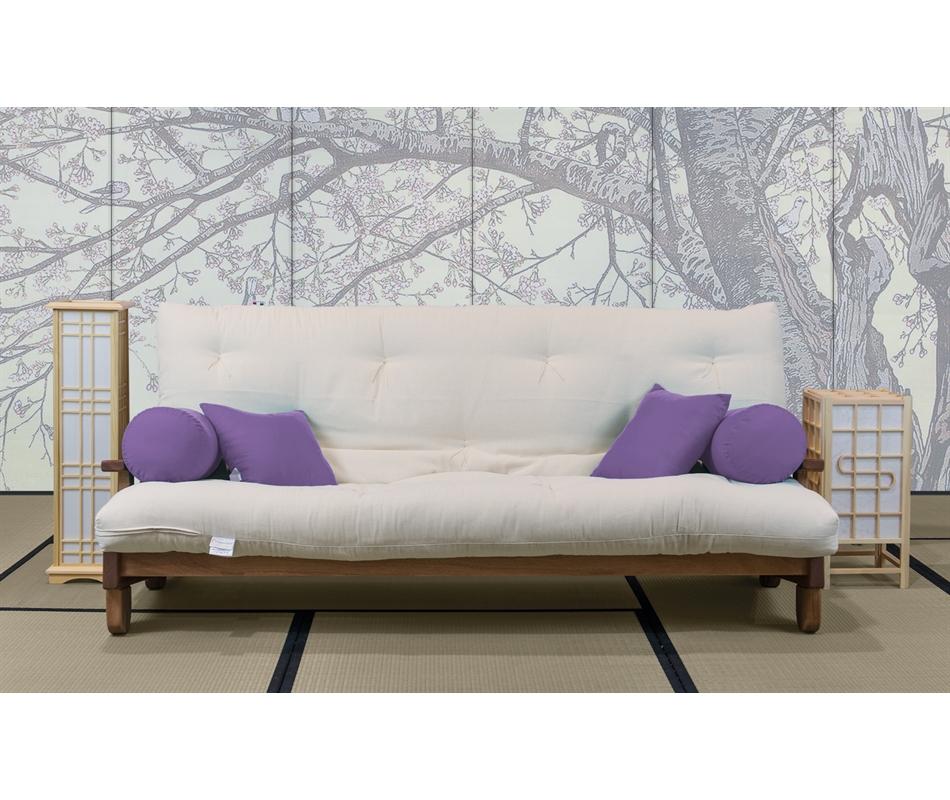 divano letto futon salice vivere zen