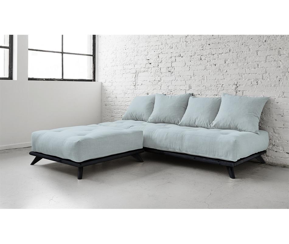 Divano letto futon senza zen vivere zen for Divano letto futon