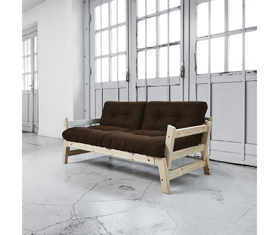 Divano letto futon step zen vivere zen - Divano letto futon ...