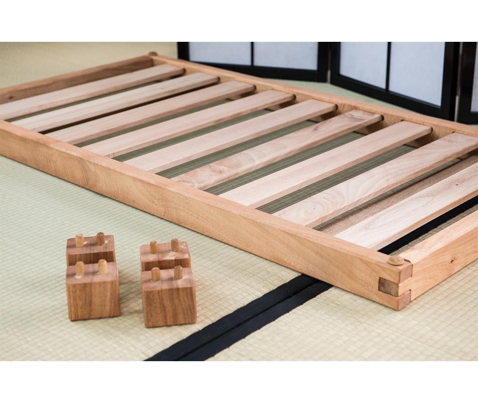 Letto a doghe montessoriano bio wood per bambini sola - Sostituire doghe letto ...