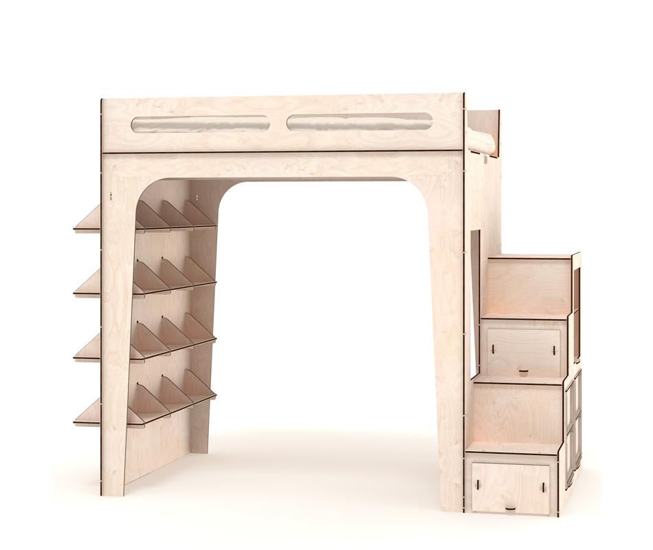 Vendo Letto Matrimoniale A Soppalco Ikea ~ duylinh for