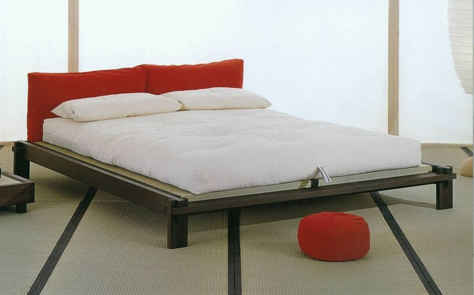 Letto giapponese fong vivere zen - Letto giapponese ...
