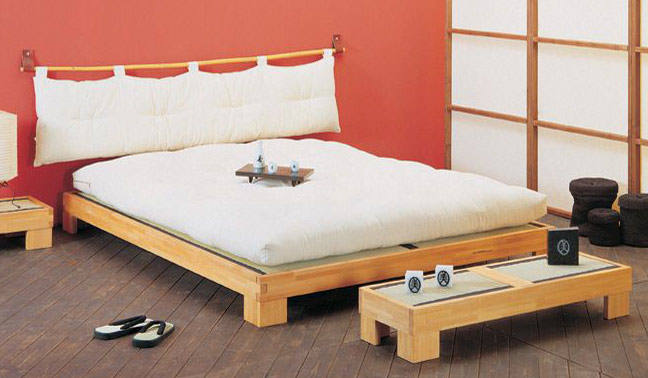 Letto giapponese jap vivere zen - Letto giapponese ...