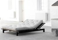 Letto in legno blues con spalliera regolabile vivere zen - Ikea spalliera letto ...