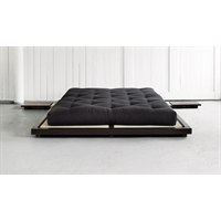 Letto in pino scandinavo massello - Dock Wengé