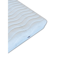 Mat. Lattice 100% Nat/Cocco Niwa Natura Plus 24 Medio - Clima Bamboo o Silver