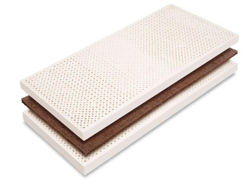 Materasso lattice/cocco singolo - Vivere Zen