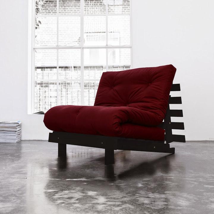 Poltrona letto futon roshi vivere zen for Poltrona letto futon