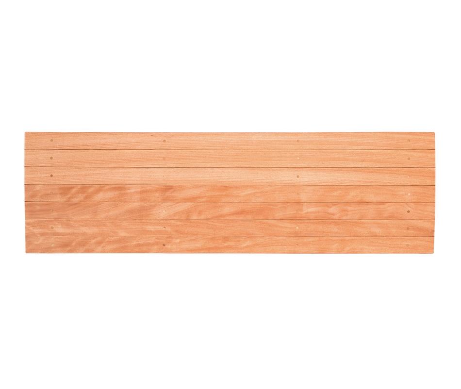 Testiera letto in legno Nami - Vivere Zen