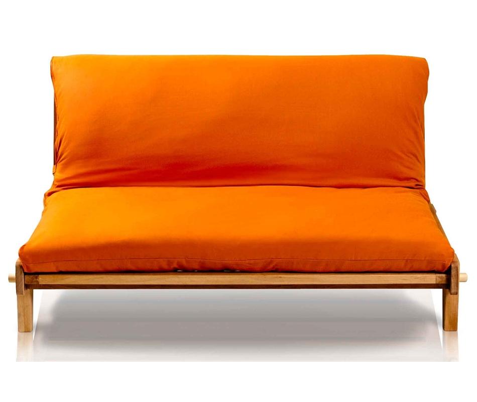 Divano letto futon yasumi vivere zen for Letto futon
