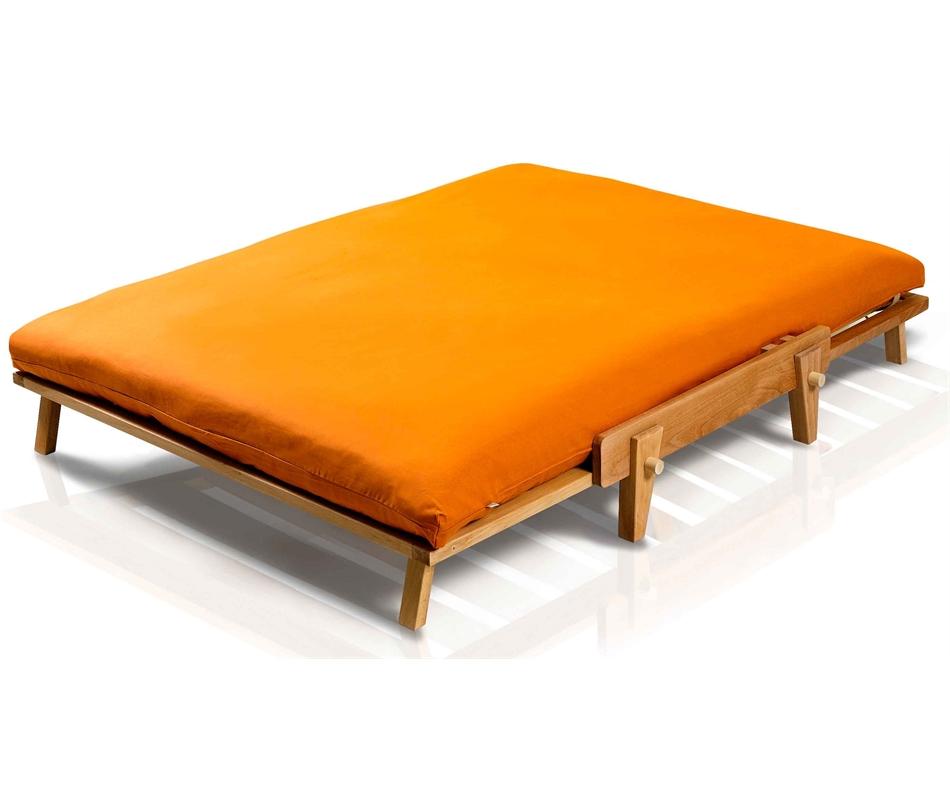 Divano letto futon yasumi vivere zen - Futon divano letto ...