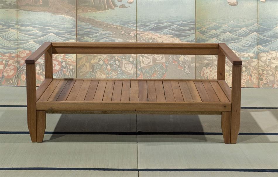 Divano letto in legno artigianale futon edera vivere zen - Subito it divano letto ...