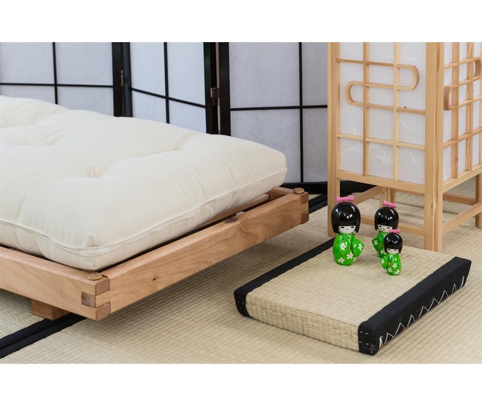 Letto a doghe bio wood per bambini vivere zen - Barriere letto per bambini ...