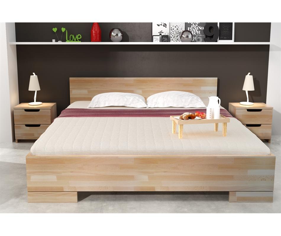 Letto contenitore spectrum in legno di faggio vivere zen - Subito letto contenitore ...