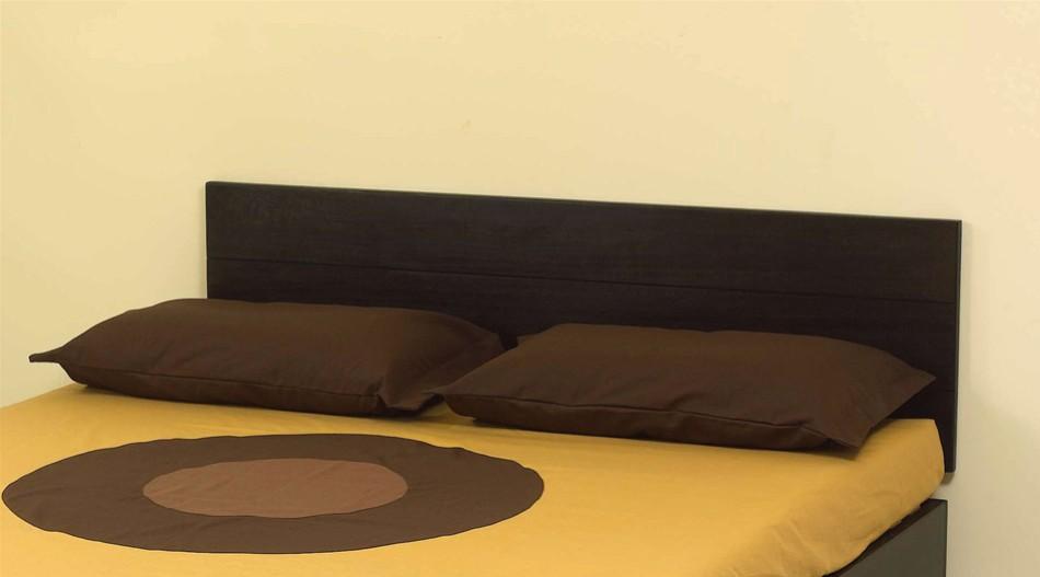 Testiera letto solypso in legno di faggio vivere zen - Testiera letto legno ...