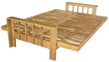 Divano letto futon kyoto non bio vivere zen for Divano letto fai da te
