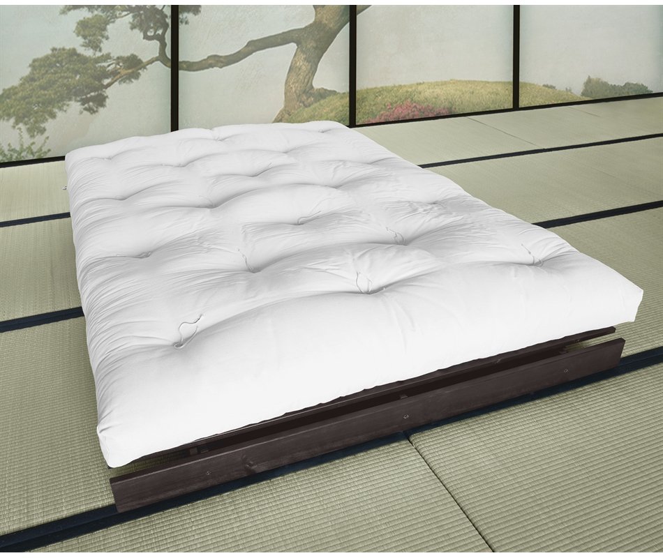 Letto fouton letto futon ecologico con tatami aiko maxi - Divano letto toronto ...