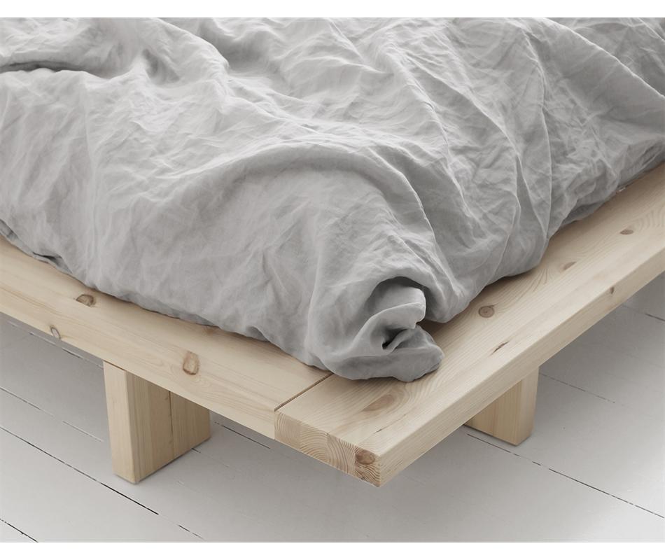 Letto in legno japan vivere zen