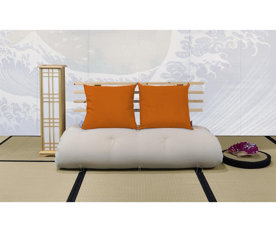 Divano letto futon shin sano zen vivere zen - Divano letto zen ...
