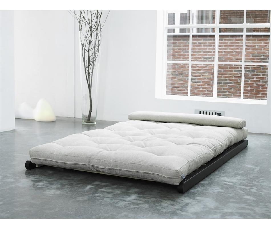 divano letto futon chaise longue figo zen vivere zen. Black Bedroom Furniture Sets. Home Design Ideas
