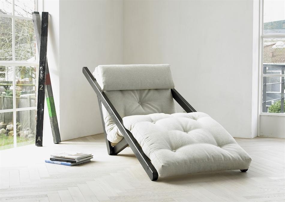 Poltrona letto futon chaise longue figo zen vivere zen for Poltrona letto futon ikea