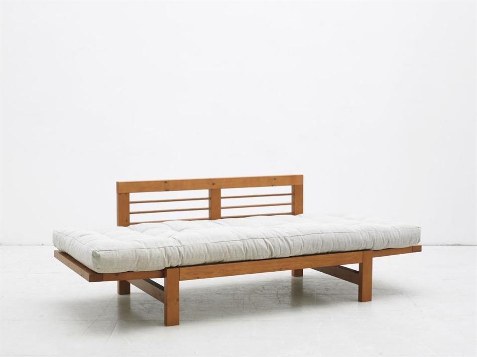 Divano letto futon eiko two vivere zen for Letto futon ikea