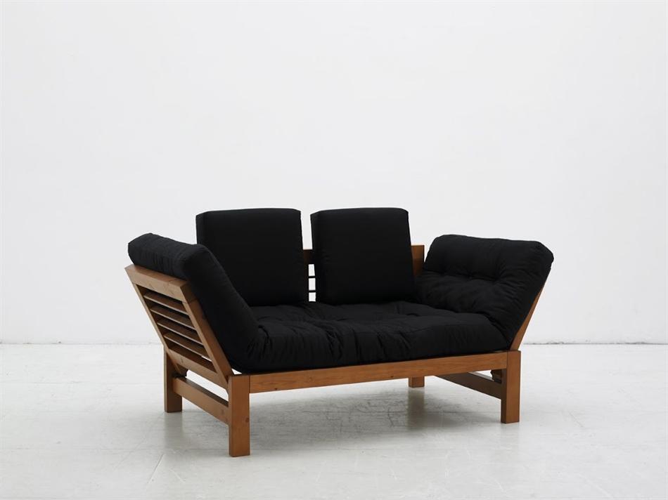 Divano letto futon eiko two vivere zen - Divano letto futon ...