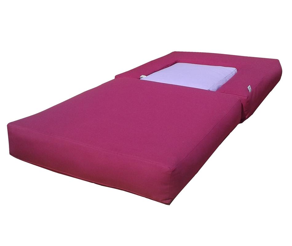 Poltrona letto cubo vivere zen - Cubo letto militare ...