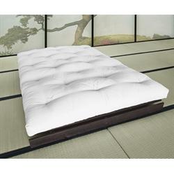 Divano letto futon roots zen vivere zen - Divano letto futon ...