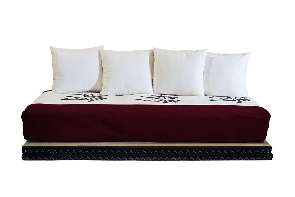 Letto Futon Matrimoniale : Divano letto futon kanto double lux vivere zen