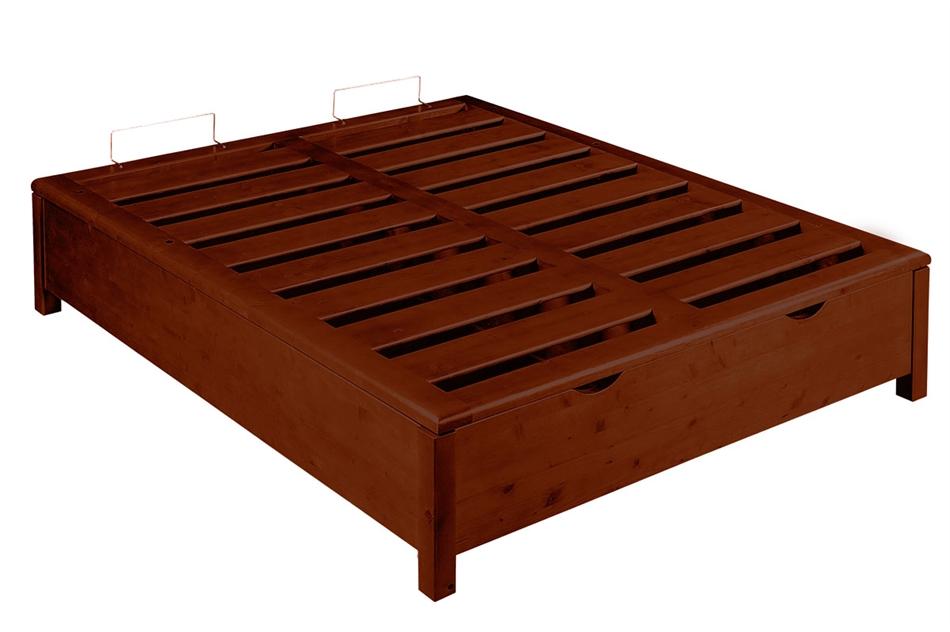 Letto contenitore idea vivere zen - Letto contenitore in legno ...