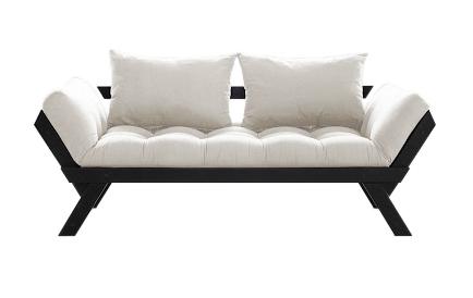 Poltrona Letto Futon : Divano letto futon bebop zen vivere zen