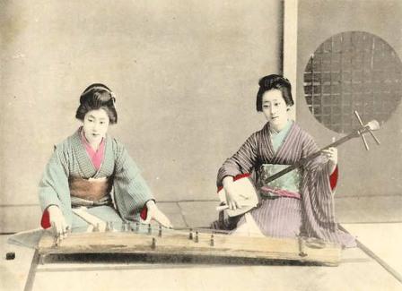 Shamisen e la musica giapponese - Vivere Zen