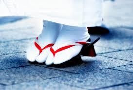 nuovo aspetto 2019 autentico online Sandali tradizionali giapponesi, i geta - Vivere Zen