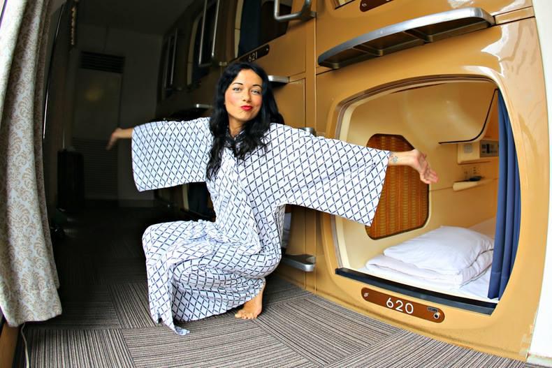 Dormire alla giapponese dai futon ai book and bed for Camere giapponesi