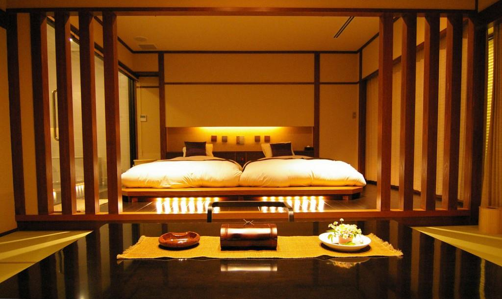 Dormire alla giapponese dai futon ai book and bed for Ryokan giappone