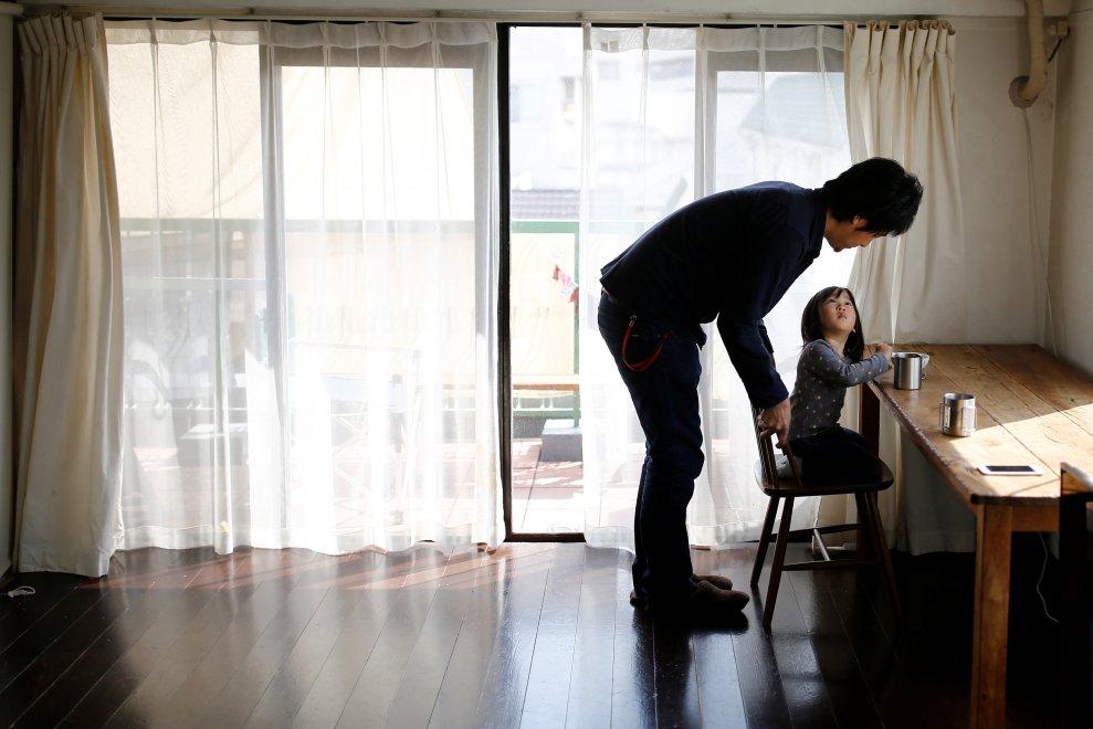 Arredo Giapponese Svuotano Casa Al Limite Dellessenziale