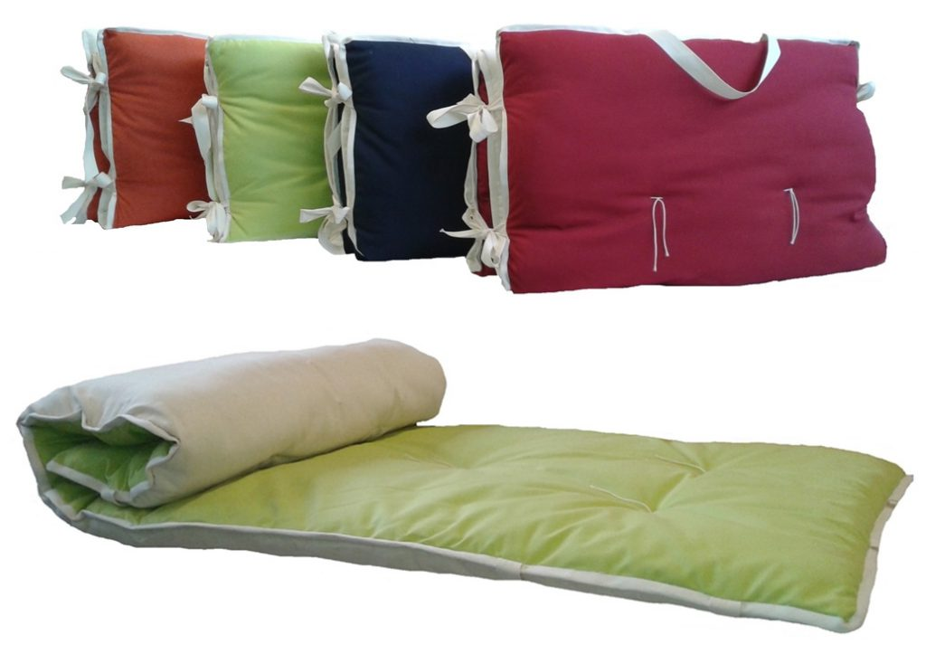 futon easybag trasportabile