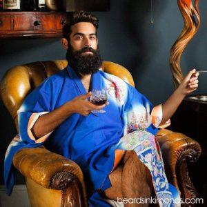 Barbe e kimono